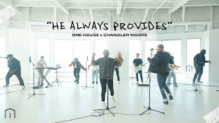 LYRICS: Chandler Moore - He Always Provides