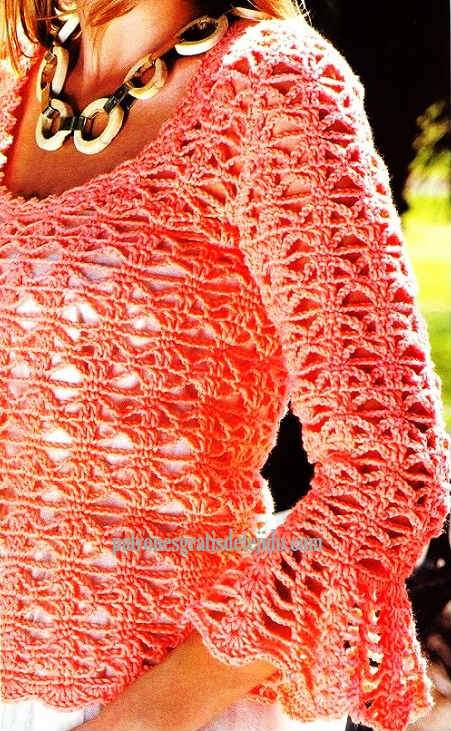 manga-de-blusa-crochet