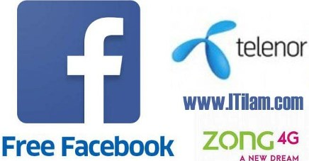 how to activate telenor zong facebook free offer