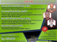 Seminar Workshop Kesehatan Haji Kebumen 6 Oktober 2019