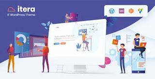 iTera - IT, SEO, Digital WordPress Theme