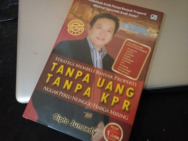 """Resensi Buku """"Strategi Membeli Banyak Properti, Tanpa Uang Tanpa KPR"""""""