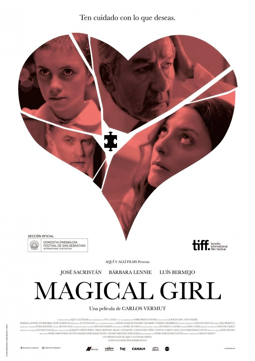 Magical Girl (2014) ταινιες online seires oipeirates greek subs