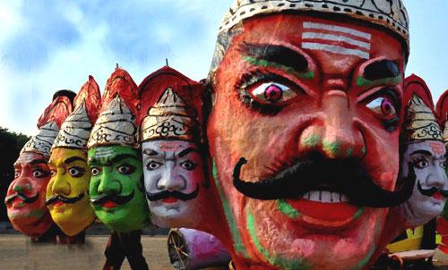 Ravan Pictures on VijayDashmi