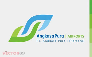 Logo Angkasa Pura I - Download Vector File CDR (CorelDraw)