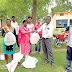 कुंडहित जेएसएलपीएस कार्यालय में सखी मंडल के 80 लाभुकों के बीच किया गया मत्स्य जीरा का वितरण
