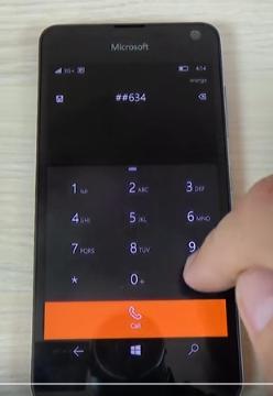 Code secret Microsoft Lumia 650 windows 10 - code couleur et conteur