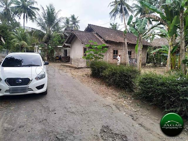 Tanah Murah jalan Wates Km 12, Sedayu