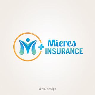 Diseño-Logos-logotipos-Logo-Insurance-Agent-Design-LogoDesigner-LogoBrand-Branding-Imagen-corporativa-cs7design