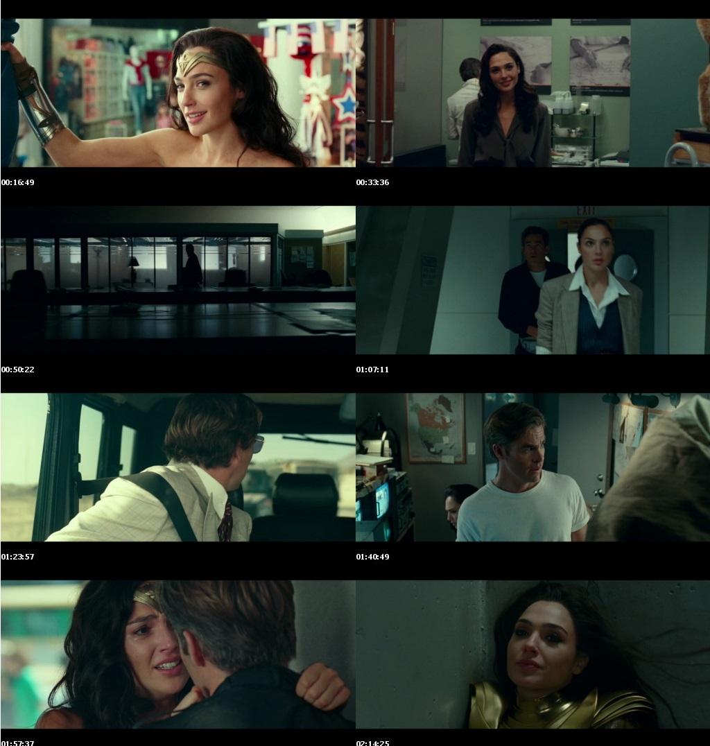 Watch Online Free Wonder Woman 1984 (2020) Full Hindi Dual Audio Movie Download 720p 480p Bluray