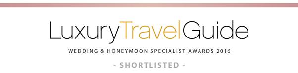 The Luxury Travel nomina a Exclusive Weddings by Emy Teruel