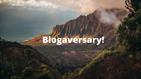 Blogaversary!!