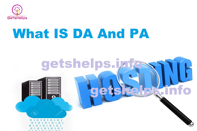 What is a Domain Authority? DA