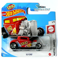 Hot Wheels -UNO