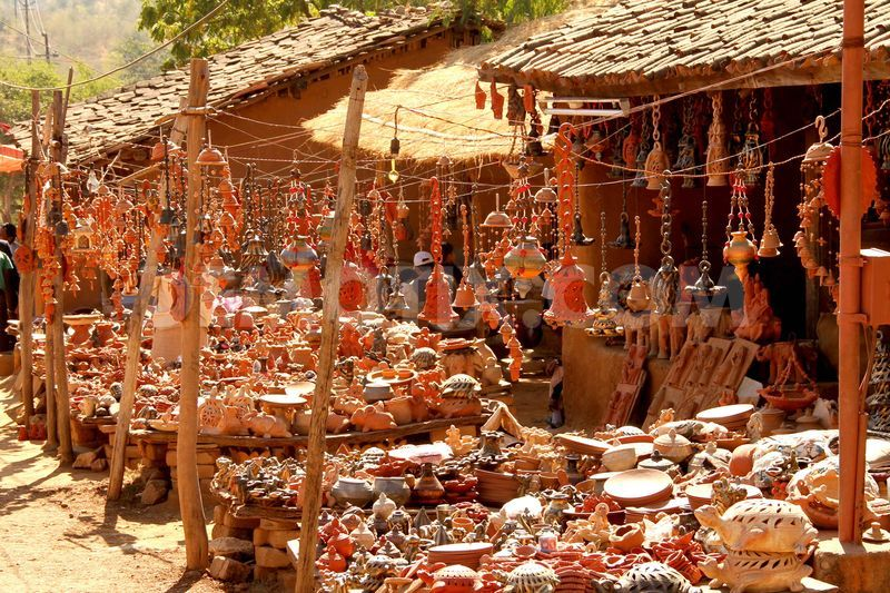 Handicrafts of Rajasthan