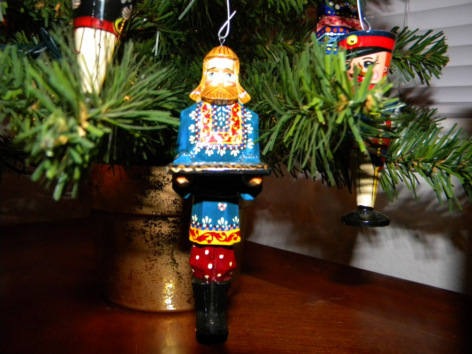 Russia Christmas Ornaments.Daze Of Grace Russian Christmas Ornaments