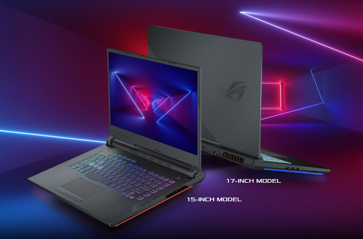 Harga dan Spesifikasi Asus ROG Strix G531GU I566G1T Bertenaga GeForce GTX 1660 Ti