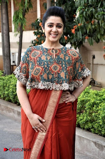 Actress Charmy Kaur Pictures at Jyothi Lakshmi Book Launch  0001