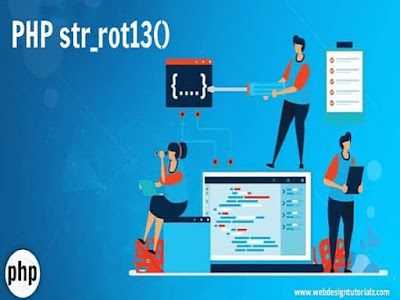 PHP str_rot13() Function