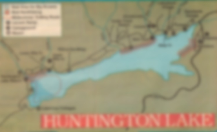 hunting clubs and how to fish huntington lake reports, best bait