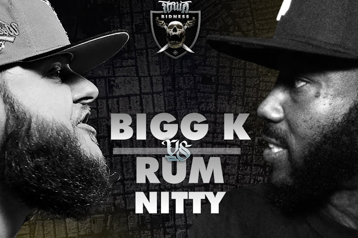 KOTD Presents: Bigg K vs Rum Nitty