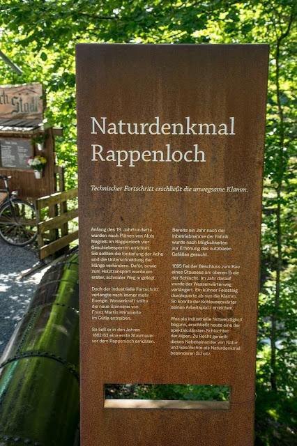 Rappenlochschlucht Staufensee Dornbirn Wandern-Vorarlberg 08