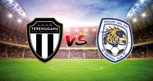 Live Streaming Terengganu FC vs PJ City 2.4.2021 Liga Super