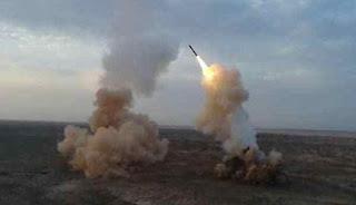 Negara Syiah Iran Berhasil Menguji Sistem Pertahanan Udara Khordad 15 Dan 3