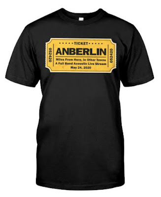 anberlin merch STORE OFFICIAL T SHIRT HOODIE 2019 2020 TOUR. GET IT HERE
