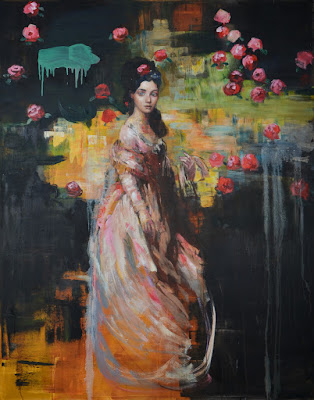 Respect of High & Low (reference from Gainsborough), Rimi yang