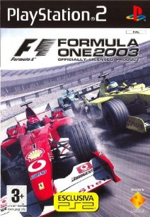 Formula One 2003 PS2 ISO