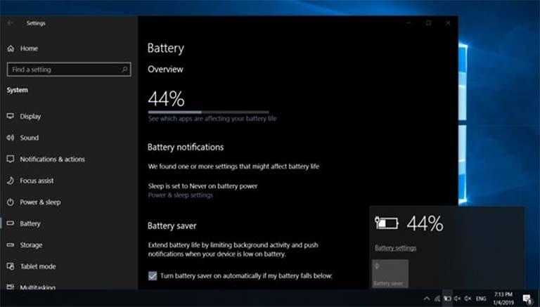 Windows 10 19H2 Memberikan Kinerja Dan Masa Pakai Baterai Yang Lebih Baik