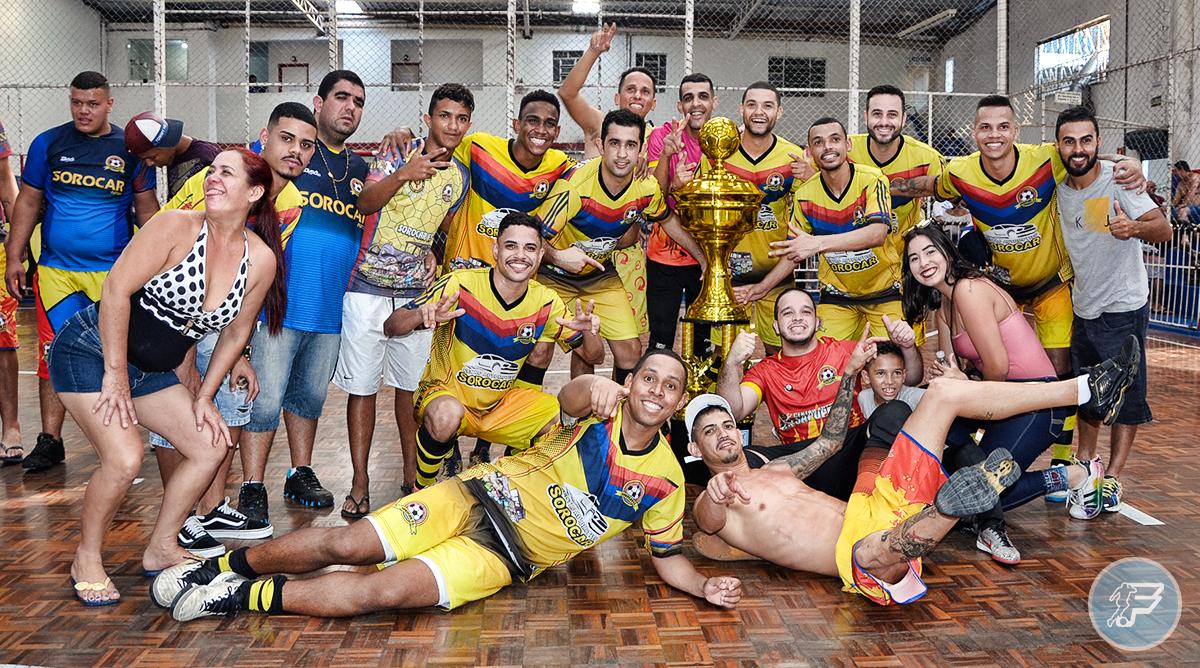 Sorocar Futsal é grande campeão da Copa São Jorge