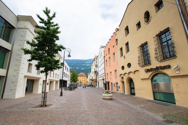 Via mercato vecchio-Bressanone