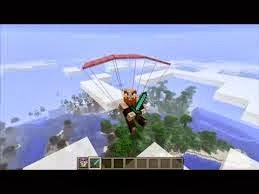 untitled Minecraft Paraşüt Yapımı Ve Yeni Versiyon Mod indir
