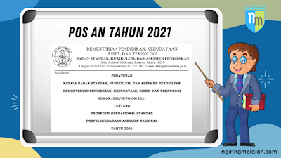 POS Asesmen Nasional 2021