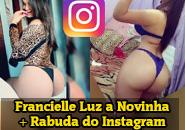 Instagram da novinha gostosa Francielle Luz