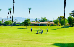 The view from our home in US (Rancho Mirage, CA)