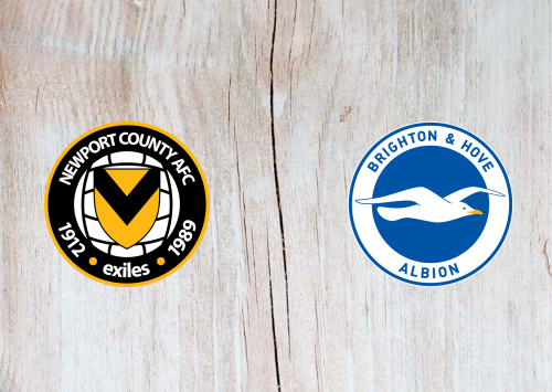 Newport County vs Brighton & Hove Albion -Highlights 10 January 2021