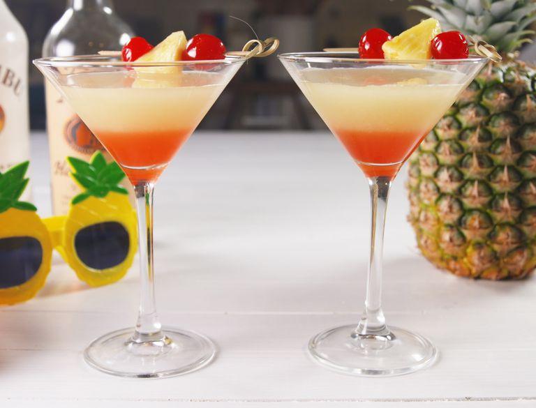 Bikini Martini - food-drink-recipes.com