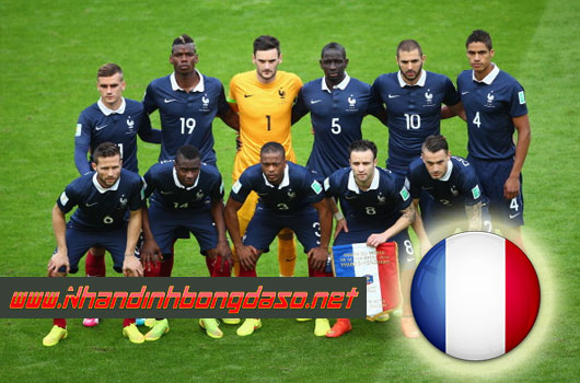 Pháp vs Ý www.nhandinhbongdaso.net