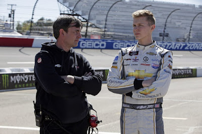 att Tifft and crew chief Randall Burnett have had a strong start to the 2018 NASCAR Xfinity Series season.