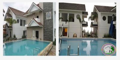 Villa Bening Lembang Bandung