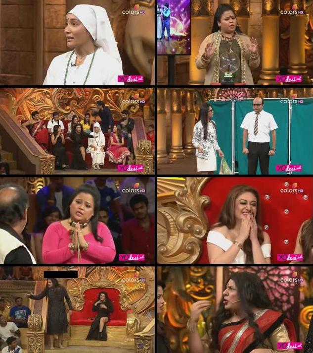 Comedy Nights Bachao 11 June 2016 HDTV 480p