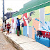 Prefeitura de Itacaré implanta painéis  artísticos em muros e prédios públicos