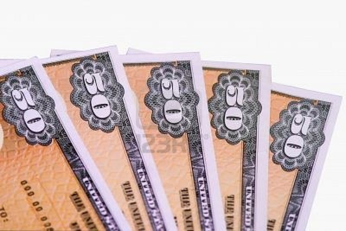 How much is my savings bond worth at final maturity