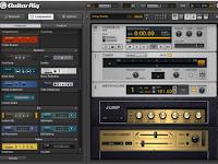 Guitar Rig 5 Pro - Software Efek Gitar Terbaik untuk Komputer