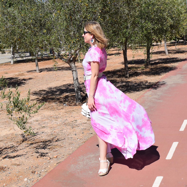Tie _dYe_Dress