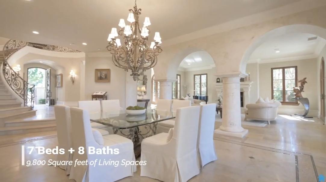 37 Interior Design Photos vs. 7 Sailcrest, Newport Coast, CA Ultra Luxury Mansion Tour