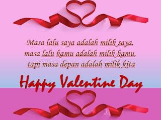 Ucapan cinta hari Valentine paling indah - kanalmu